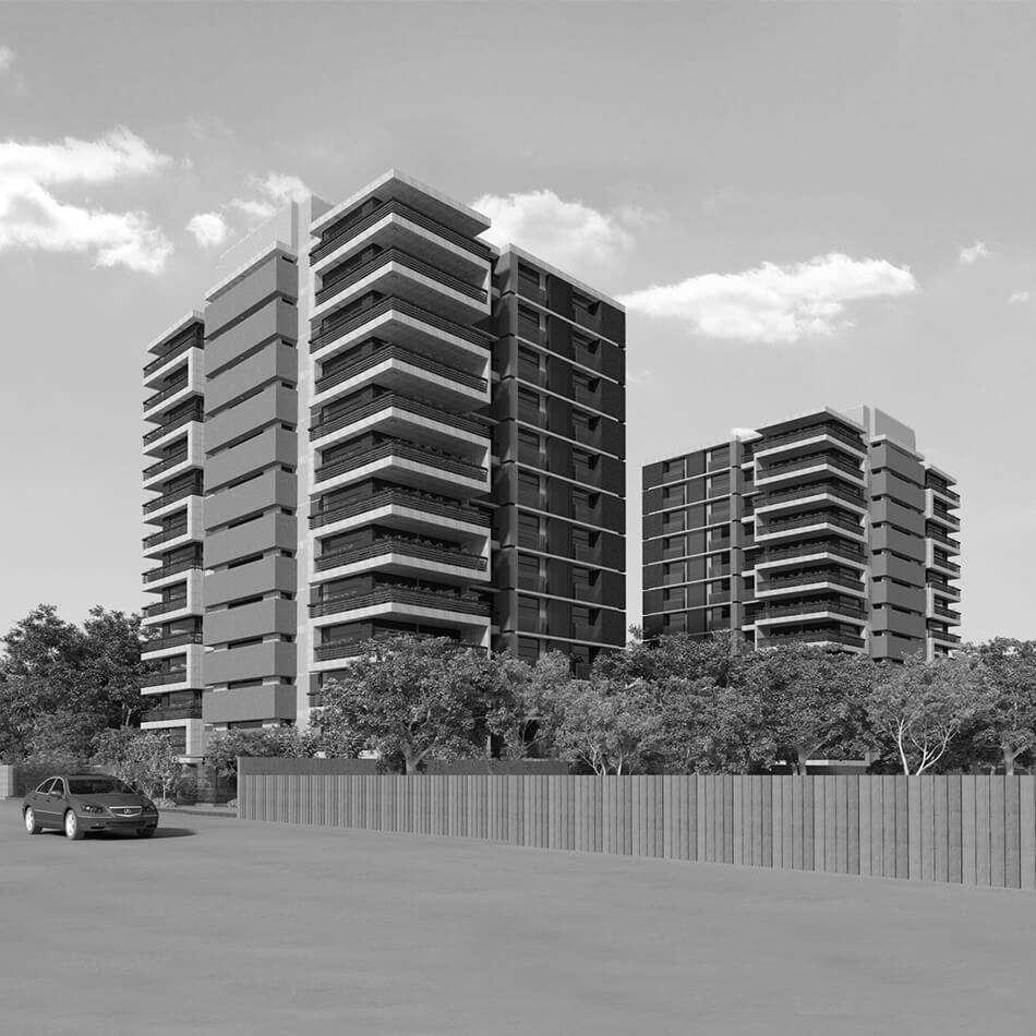Paarijat Residences (2010)