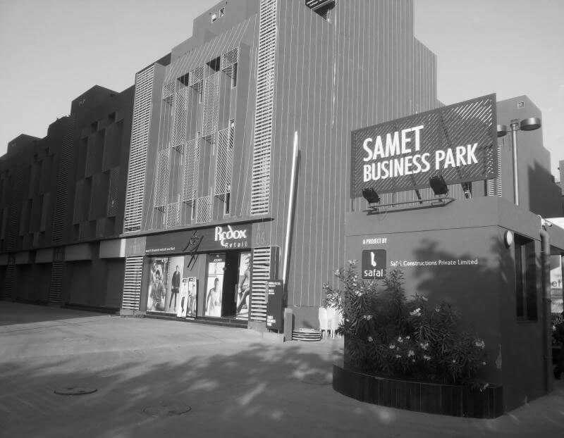 Samet Business Park (2012)